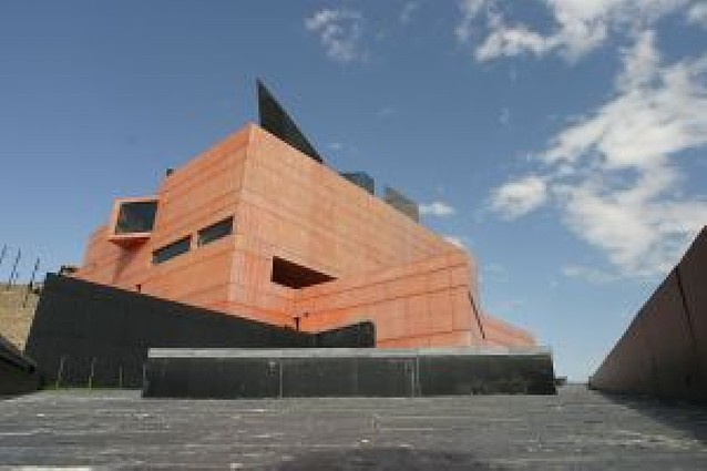 Emblemas de la nueva arquitectura