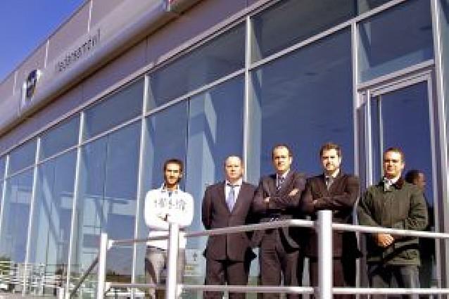 Medansamóvil abre un nuevo concesionario en Fontellas