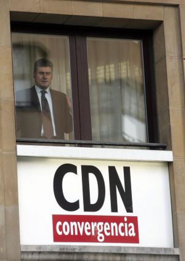 Burguete (CDN) afirma que no le preocupa que el PP desembarque en Navarra