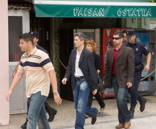 Garzón juzgará a 24 personas por el sumario sobre la extorsión etarra