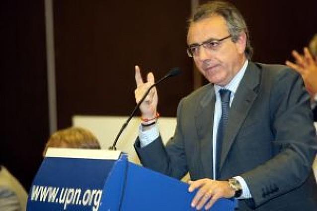 Sanz quiere mantener un pacto con el PP que permita a UPN adoptar decisiones libremente