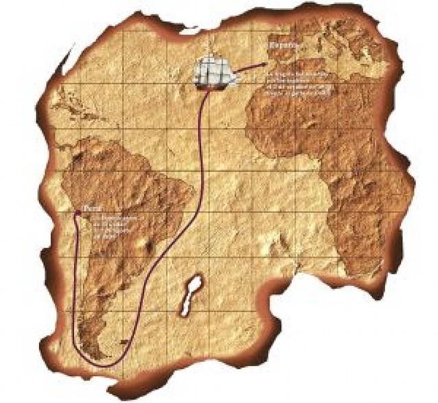 Cuatro comerciantes navarros del siglo XIX, entre los dueños del tesoro que halló Odyssey