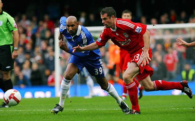 Xabi Alonso coloca al Liverpool en lo más alto de la Premier