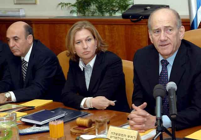 Livni reconoce a Shimon Peres que es incapaz de formar un nuevo Gobierno en Israel