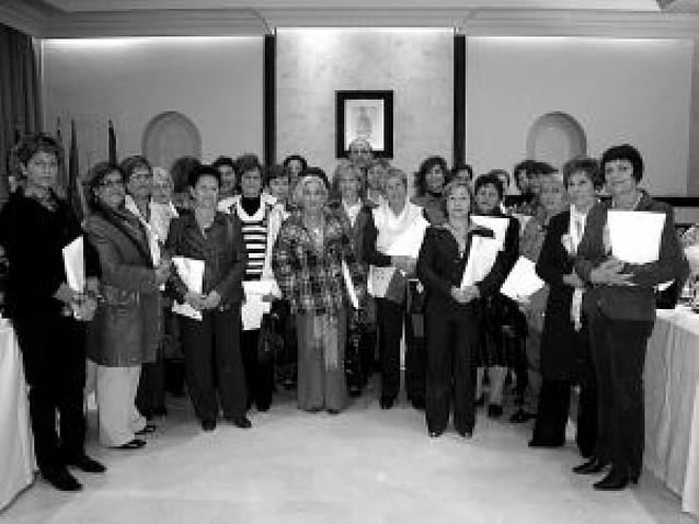 Cintruénigo vive un día de fiesta con el XI Encuentro de la Mujer Rural de Navarra