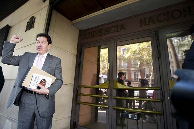 Marlaska ordena proseguir la causa contra el alcalde de Puerto Real por injurias al Rey