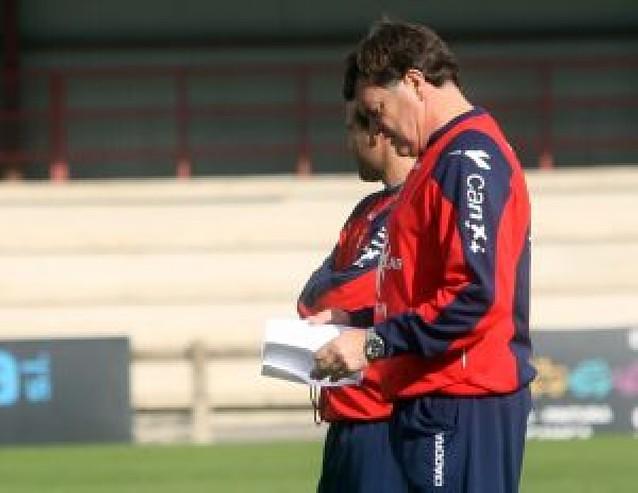 Rodríguez Santiago, árbitro para la Copa