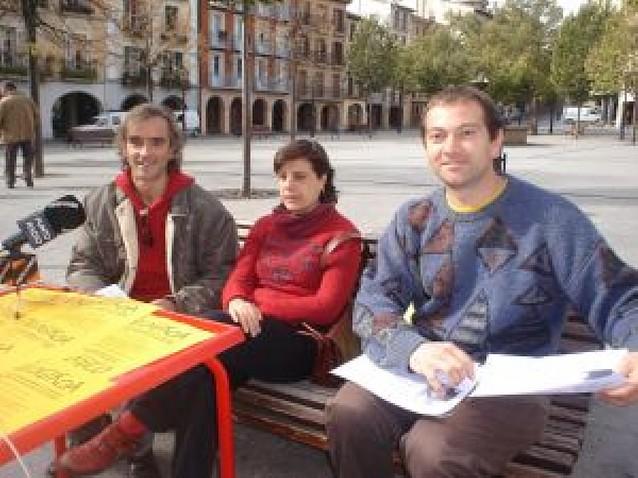 """Las actividades del """"noviembre ecológico"""" vuelven a Estella"""