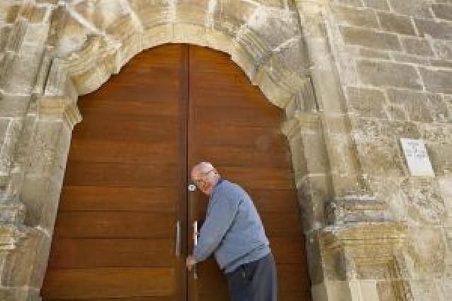 Santa María Jus de Estella cierra sus puertas hasta la primavera