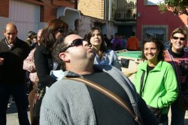 Buñuel disfruta de sus Fiestas de la Juventud