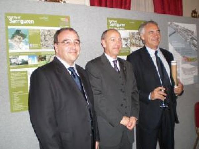 Urbanistas europeos premian la Ecociudad de Sarriguren