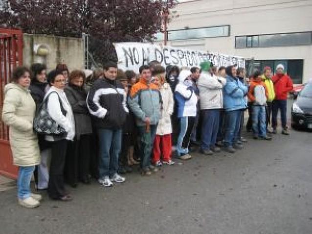 Los sindicatos cifran en el 75% el apoyo a la huelga indefinida en Gamesa de Alsasua