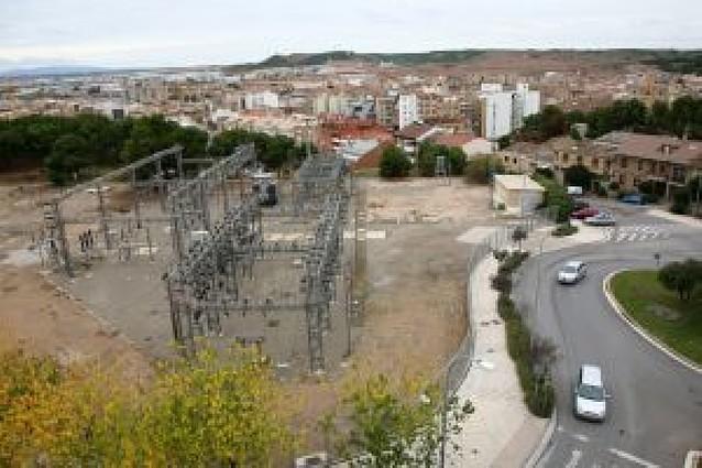 Tudela gastará más de 8 millones en sacar las 2 subestaciones eléctricas de la ciudad