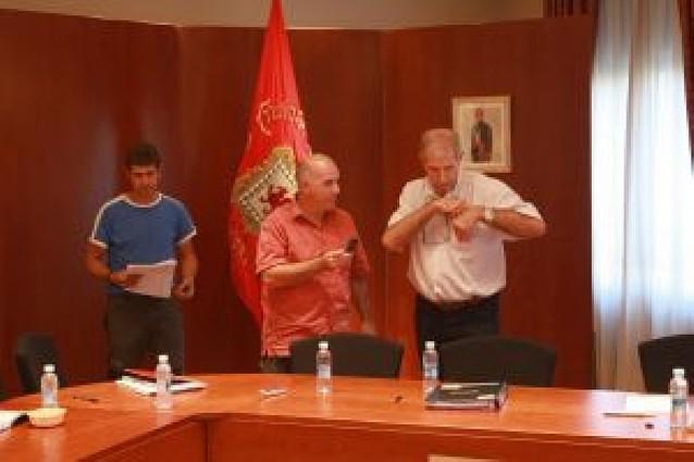 Villarreal anuncia su dimisión como edil de NaBai en Huarte