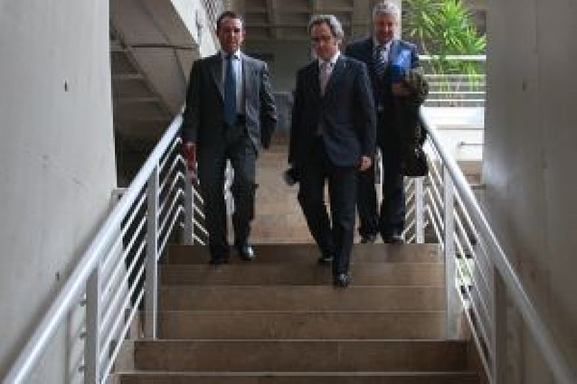 6,6 millones separan al Gobierno y la UPNA en la negociación presupuestaria