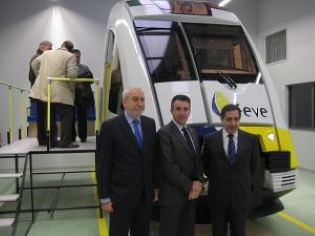 Sunsundegui participa en la fabricación de 12 trenes para FEVE por 44 millones