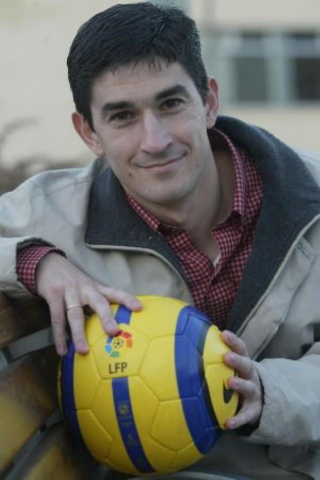 El árbitro Undiano Mallenco, subdirector de Bienestar Social en Pamplona