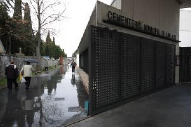 En el cementerio de Pamplona reposan más de 41.000 personas