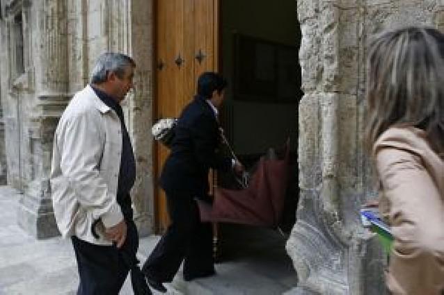 La ex presidenta del concejo de Murugarren (Yerri) se declara inocente delante del juez
