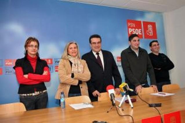 PSN de Ribaforada busca el apoyo de UPN tras la ruptura del pacto por parte de IU