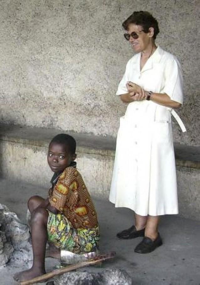 Herida grave una monja española en un bombardeo en el Congo