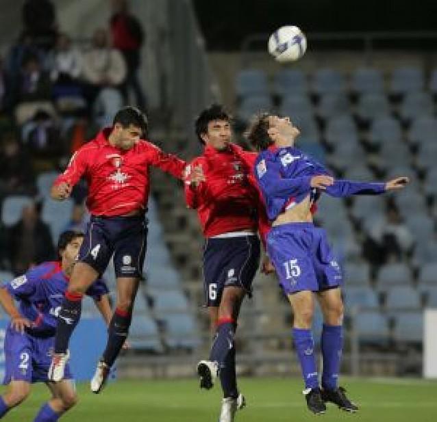 Osasuna se recupera y empata en Getafe (0-0)