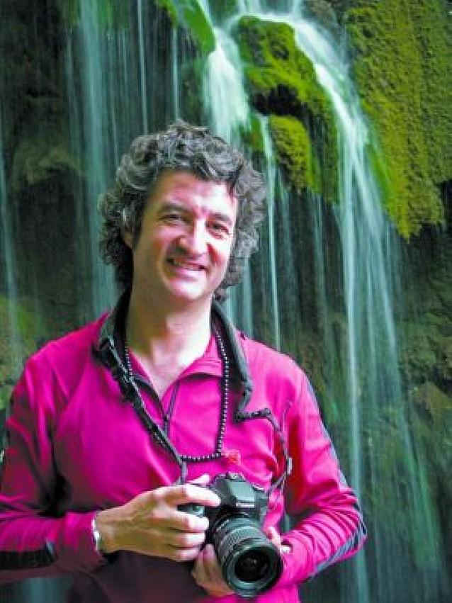 Un fotógrafo de Puente la Reina, premiado por National Geographic