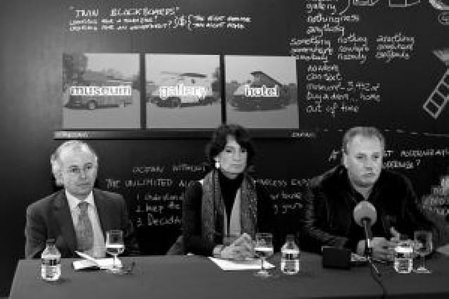 La IX Bienal de Artes plásticas continúa en Conde Rodezno