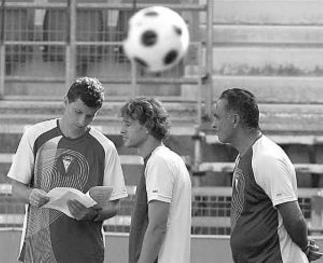 """""""Ilusiona que te comparen con el Barcelona de Cruyff"""""""