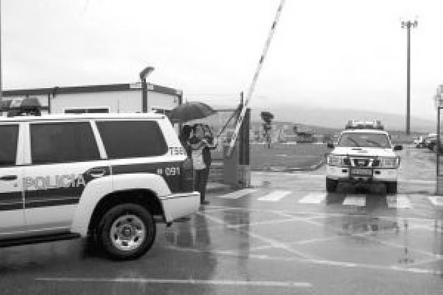 La policía halló ayer dos zulos de ETA en montes de la cuenca de Pamplona