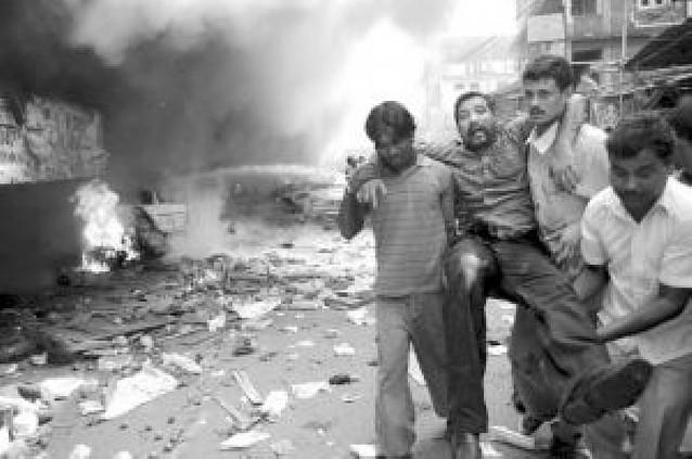 Una cadena de explosiones en el nordeste de la India deja 57 muertos