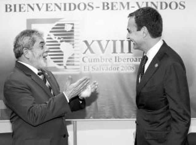 Brasil solicita a Bush que España acuda a la cumbre de Washington
