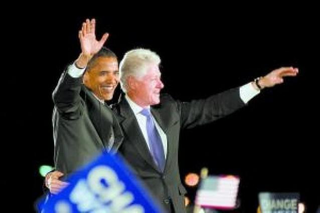 """Obama inunda las televisiones llamando a la clase media a """"cambiar el mundo"""""""