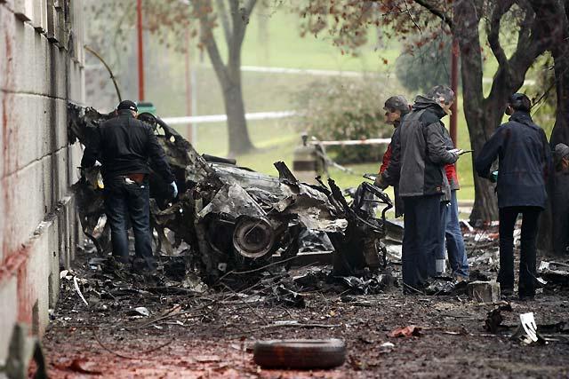 ETA intenta una masacre en la Universidad de Navarra
