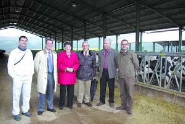 El Señorío de Sarría producirá yogures a partir de 2009