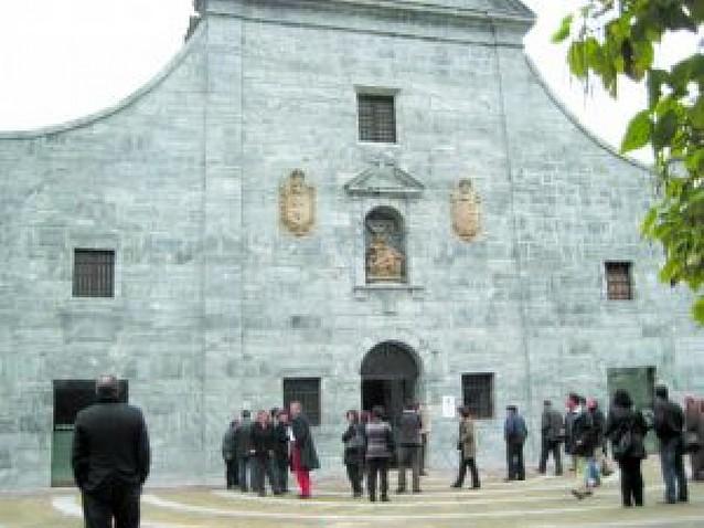 El convento de las Carmelitas de Lesaka repasa la historia del hierro