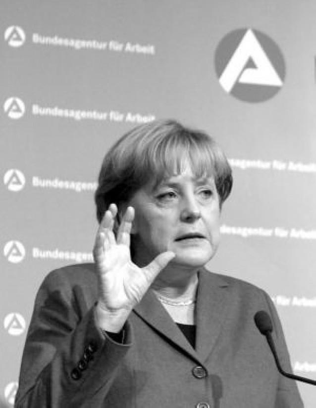 Merkel propone un plan de ayuda internacional para los países emergentes