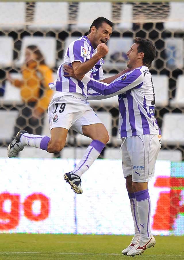 El Valladolid culmina la remontada contra el Sevilla (3-2)