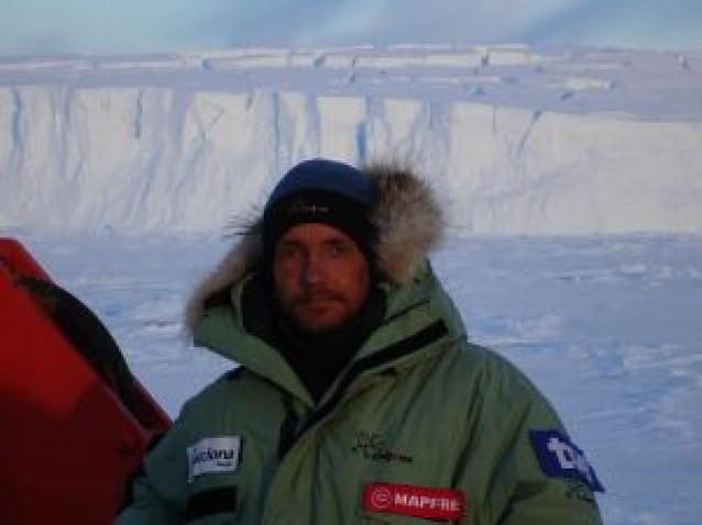 Hacia el Polo Sur, sin límites