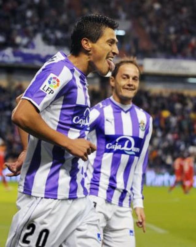 Canobbio alumbra la reacción del Valladolid