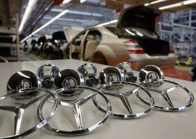 La industria europea del motor, al ralentí