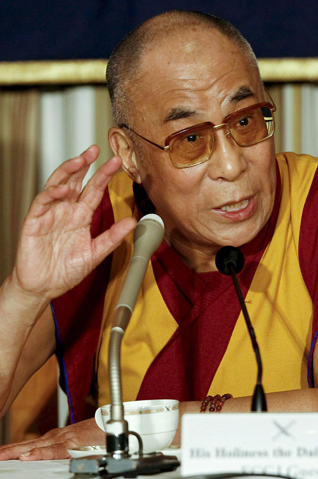 El Dalai Lama espera poder retirarse pronto de la vida política