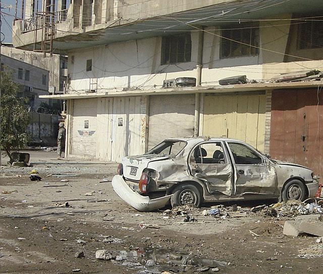 Mueren seis personas y veinte resultan heridas por dos explosiones en Bagdad