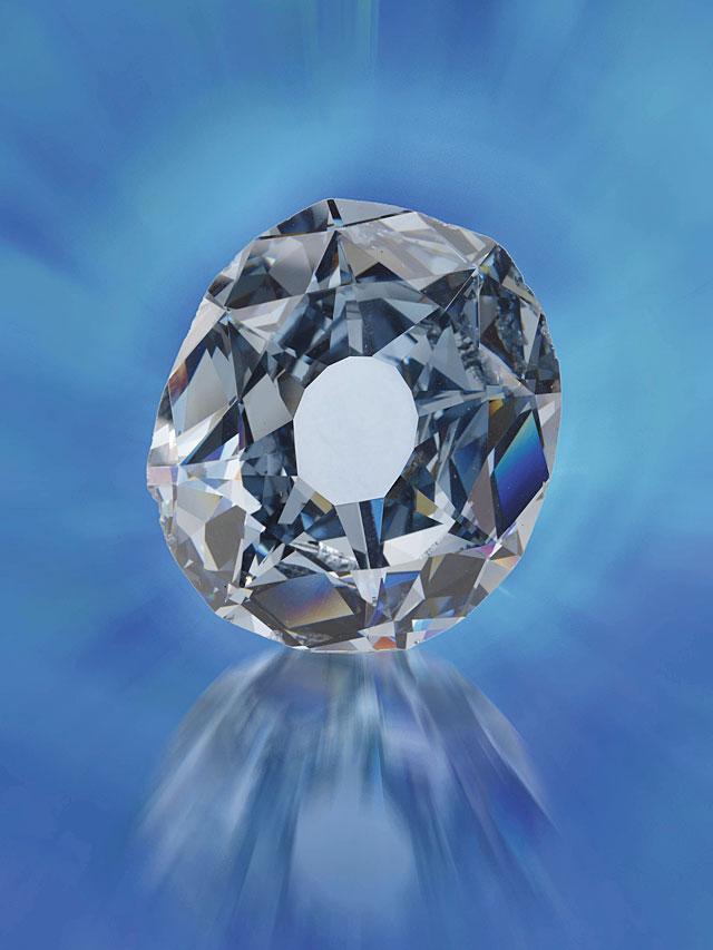 """Subastan un diamante regalado a la infanta del cuadro de """"Las Meninas"""""""
