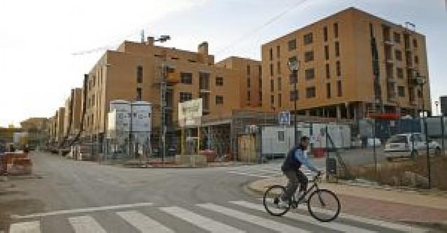 """La vivienda protegida """"pincha"""" en Viana con más de la mitad de los pisos proyectados por vender"""