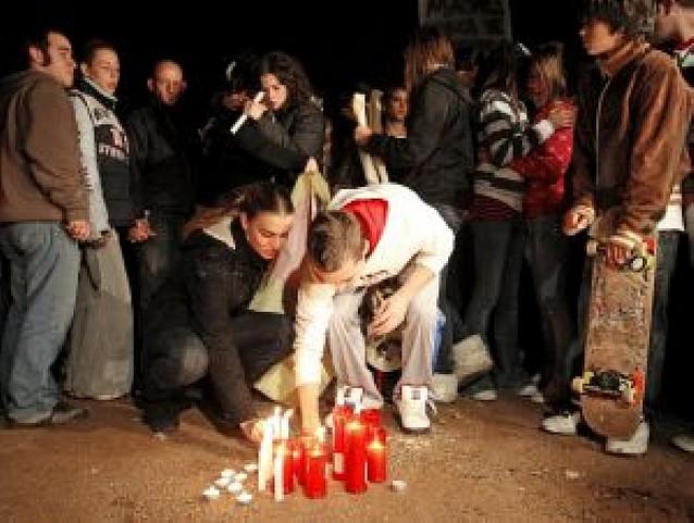 Confiesa en un juicio que colocó una bomba en un banco en Santiago
