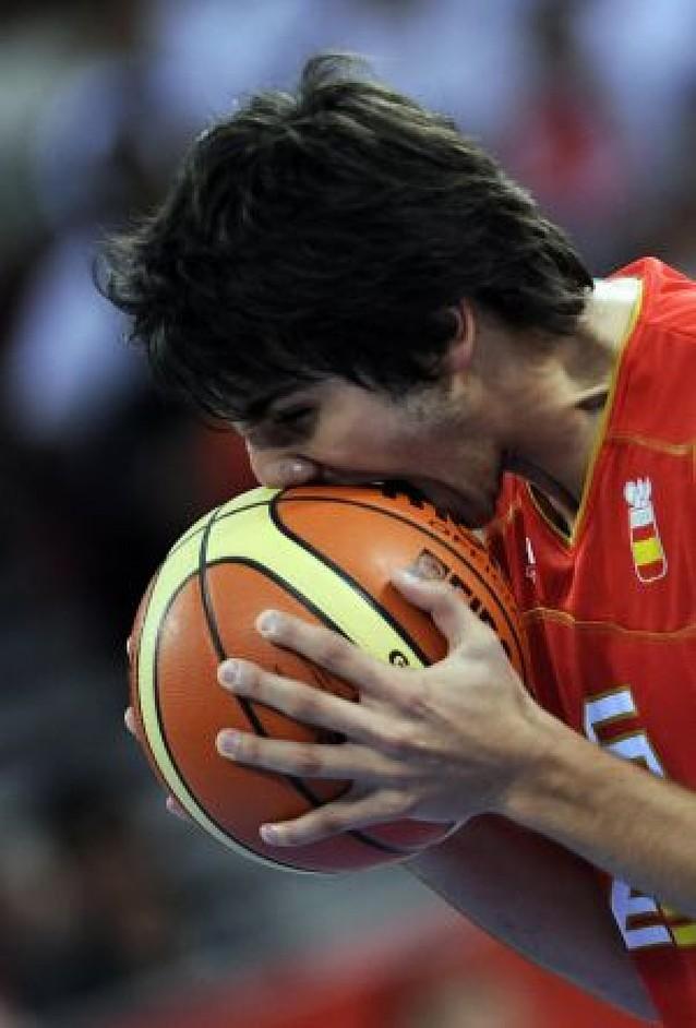 "Ricky Rubio ve la NBA ""muy lejos"""