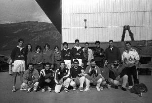 Los hermanos Larretxea fundan el Baztan Bidasoako