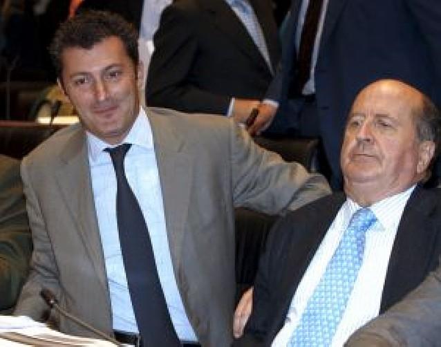 Cervera, Palacios, Pomés y Ayesa abandonan UPN y se afilian al PP