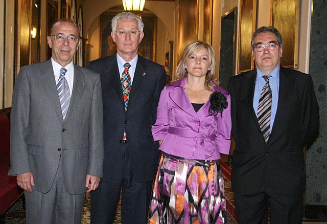 El senador José Ignacio Palacios coordinará la Comisión Constituyente del PP en Navarra